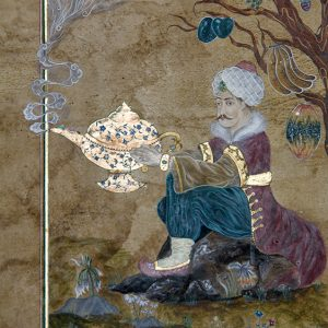 •Alaaddin Ve Sihirli Lambası Detay