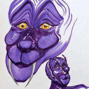 Seval Minaz Karakter Serisi (39)