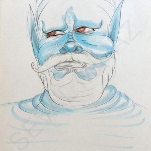 Seval Minaz Karakter Serisi (50)