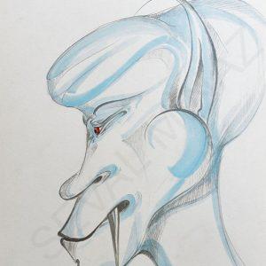 Seval Minaz Karakter Serisi (52)