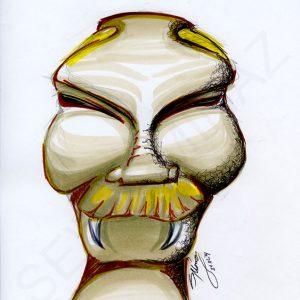 Seval Minaz Karakter Serisi.048