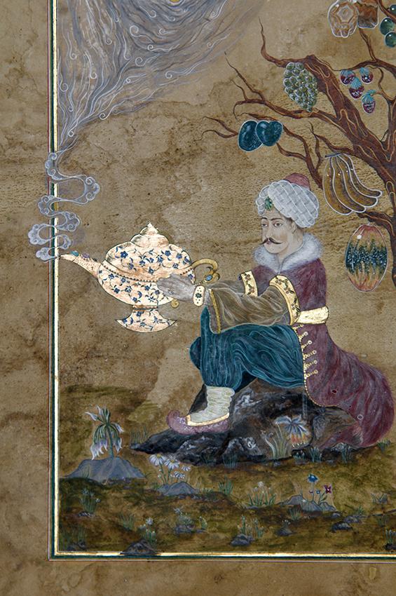 Alaaddin Ve Sihirli Lambasi